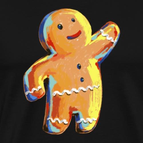 Ginger Bread Jack - Men's Premium T-Shirt