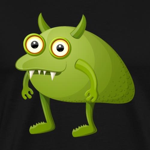 Jessica The Green Monster - Men's Premium T-Shirt