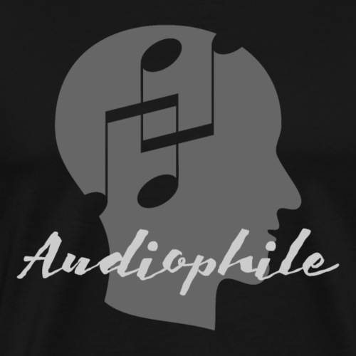 Audiophile Music Mind - Men's Premium T-Shirt