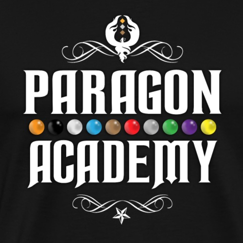 Paragon Academy 2019 - Men's Premium T-Shirt