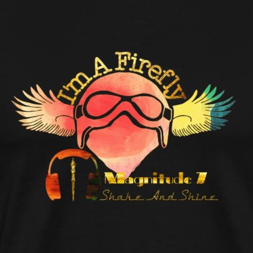 I'm A FIREFLY - Men's Premium T-Shirt