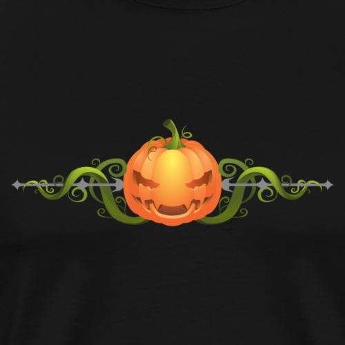 Halloween jack - Men's Premium T-Shirt