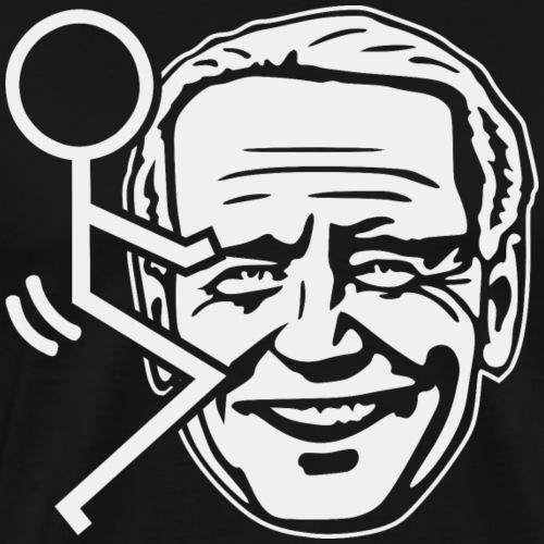 Fuc >  Biden #USAPatriotGraphics ©WhiteTigerLLC. - Men's Premium T-Shirt