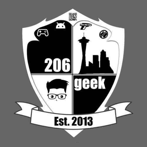 206geek podcast - Men's Premium T-Shirt