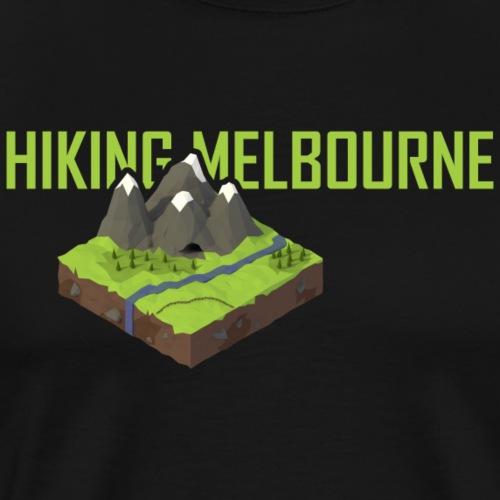 In the Mountains - Men's Premium T-Shirt