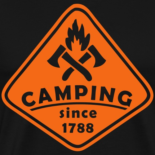 Campfire - Men's Premium T-Shirt
