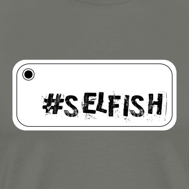 Selfie selfish
