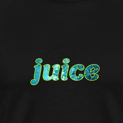 juice - Men's Premium T-Shirt