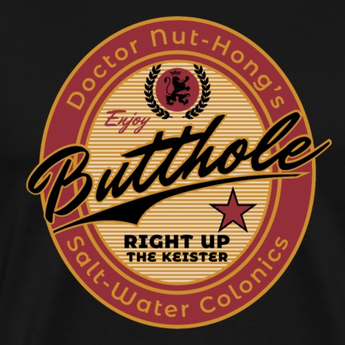 Nut-Hong's Colonics - Men's Premium T-Shirt