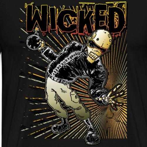 Wicked Military Guy - Men's Premium T-Shirt