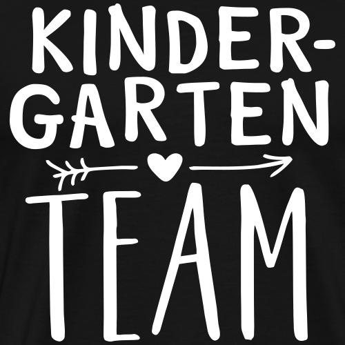 Kindergarten Team Teacher T-Shirts - Men's Premium T-Shirt