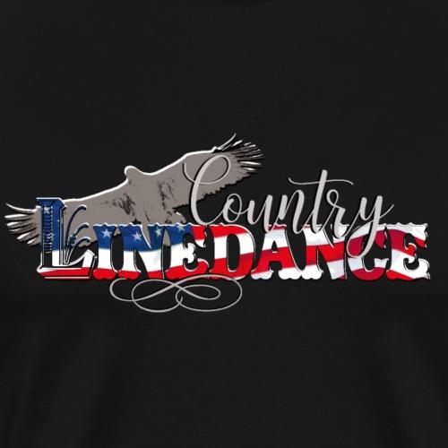 KL linedance68e - Men's Premium T-Shirt