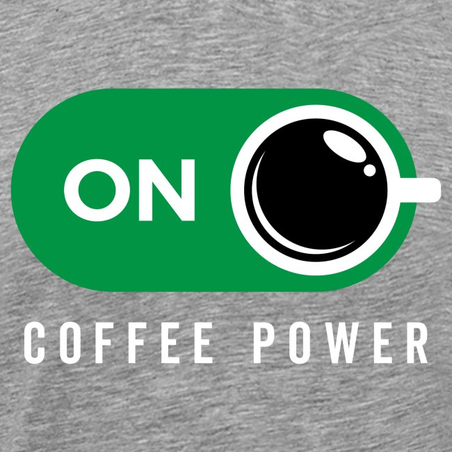Coffe Power On
