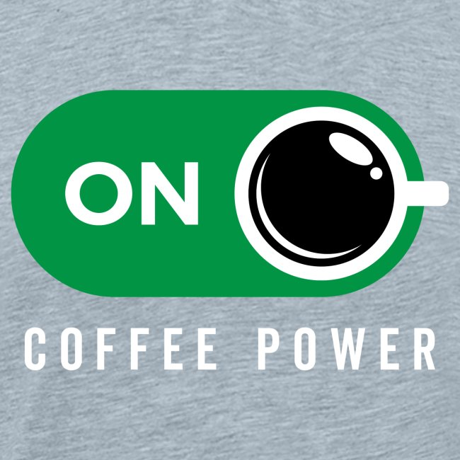 Coffe Power On