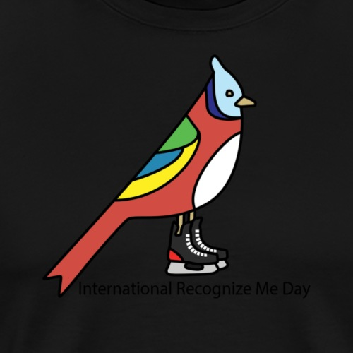 International Recognize Me Day - Men's Premium T-Shirt