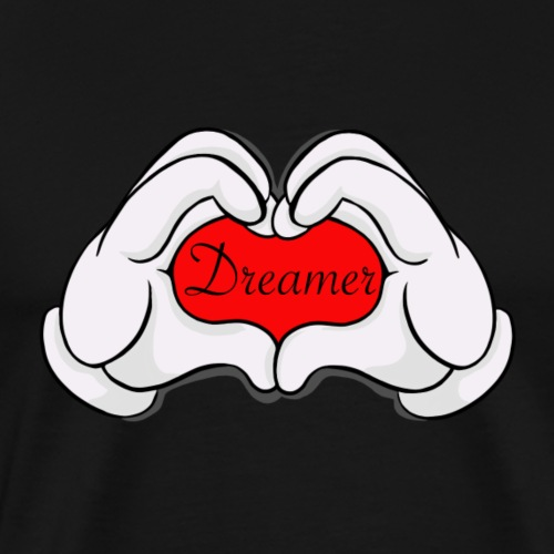 Heart of a Dreamer - Men's Premium T-Shirt