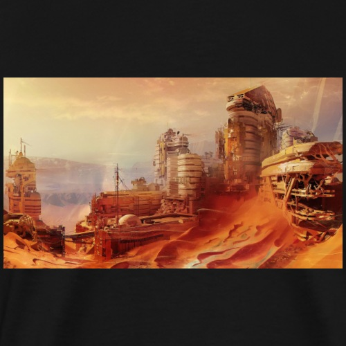 Lost - Men's Premium T-Shirt