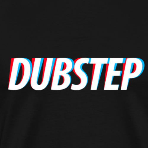 DUBSTEP - Men's Premium T-Shirt