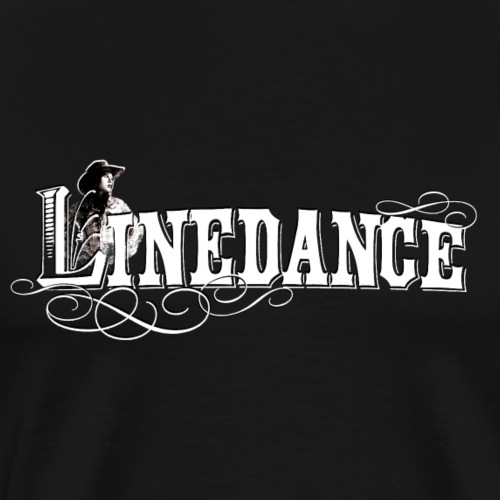 KL linedance68b - Men's Premium T-Shirt