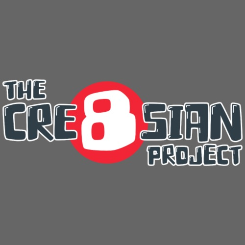 Cre8sian Project Logo - Men's Premium T-Shirt