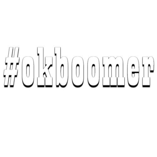 #okboomer - Men's Premium T-Shirt