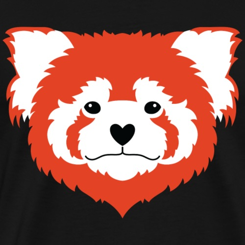 Red Panda Love - Men's Premium T-Shirt