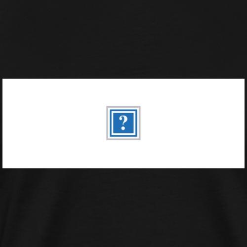 MISSING PICTURE - Men's Premium T-Shirt