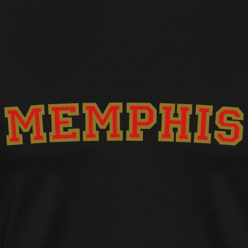 Memphis College - Men's Premium T-Shirt