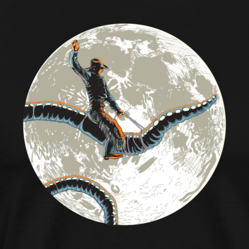 Worm Tamer - Men's Premium T-Shirt