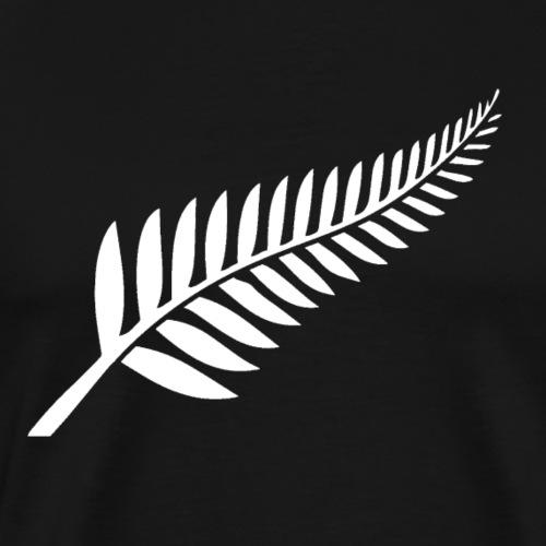 New Zealand Silver Fern - Men's Premium T-Shirt