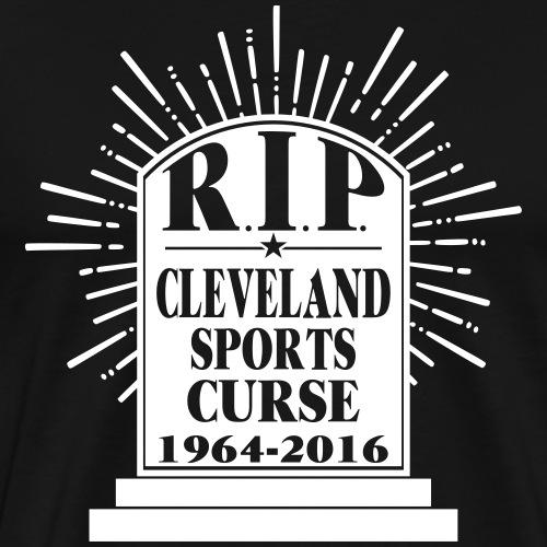 R I P Cleveland Curse - Men's Premium T-Shirt