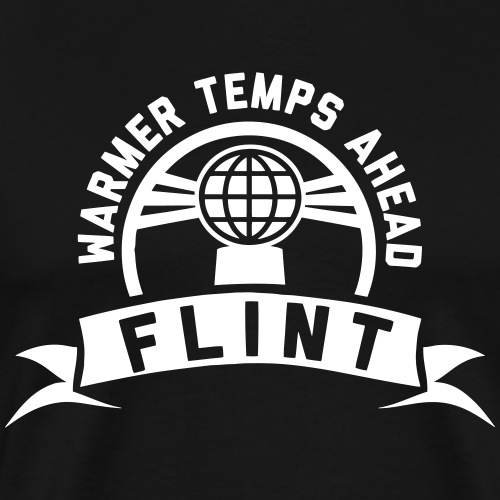 Warmer Temps Ahead - Men's Premium T-Shirt