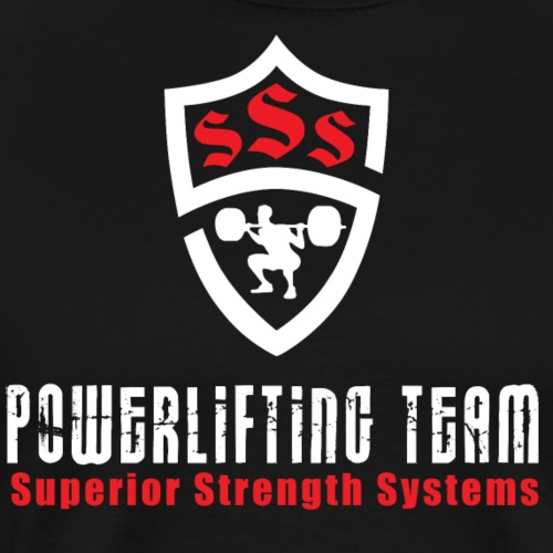 Powerlifting Team - Men's Premium T-Shirt