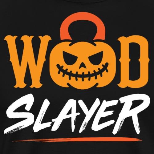WOD Slay er Pumpkin - Men's Premium T-Shirt