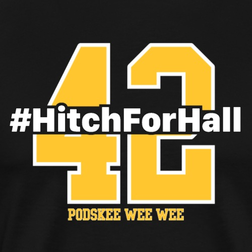 Hitch For Hall - Men's Premium T-Shirt