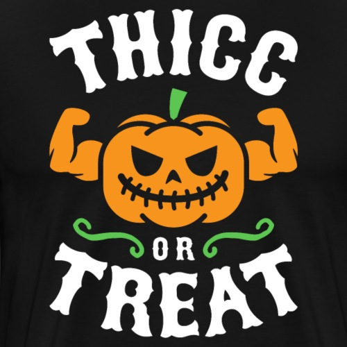 Thicc Or Treat - Men's Premium T-Shirt