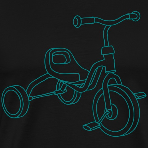 Tricycle - Men's Premium T-Shirt