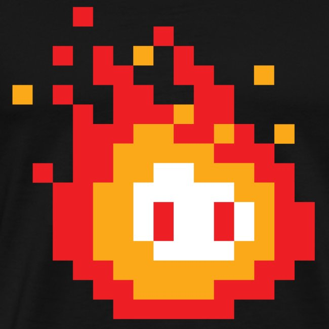 Donkey Kong Fire : Level 1