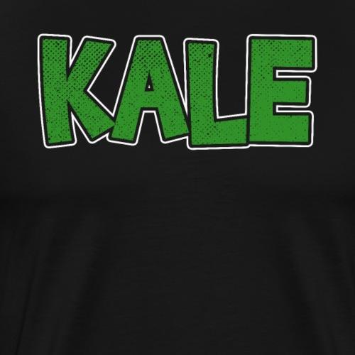 KALE - Men's Premium T-Shirt