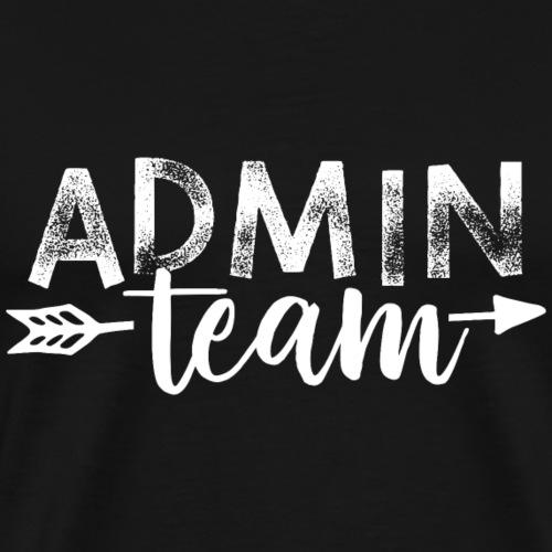 Admin Team Principal T-Shirts - Men's Premium T-Shirt