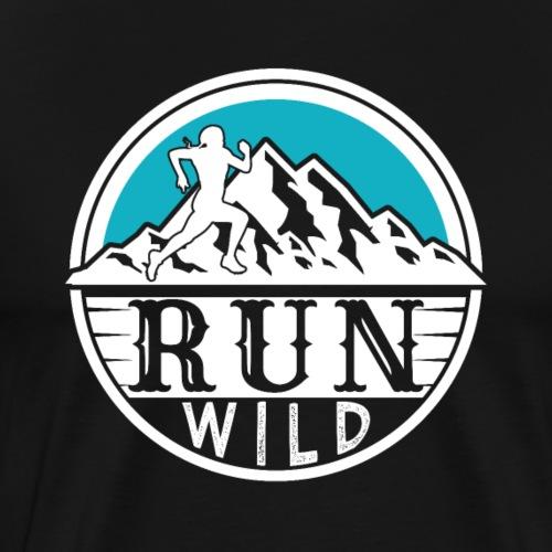 Run Wild - Men's Premium T-Shirt