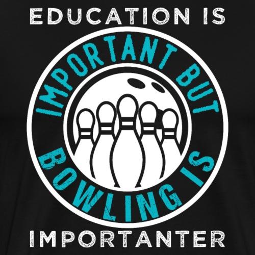 Bowling Sport Club - Men's Premium T-Shirt