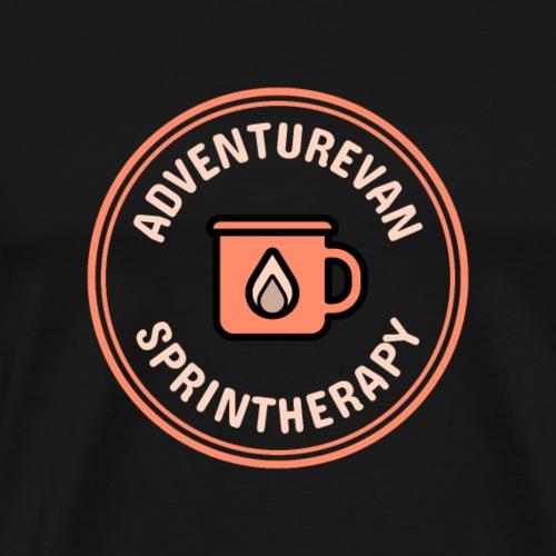 Adventurevan Sprintherapy - Men's Premium T-Shirt