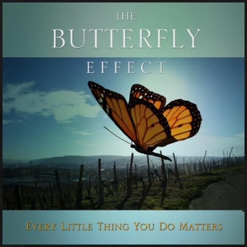The Butterfly Effect - Men's Premium T-Shirt