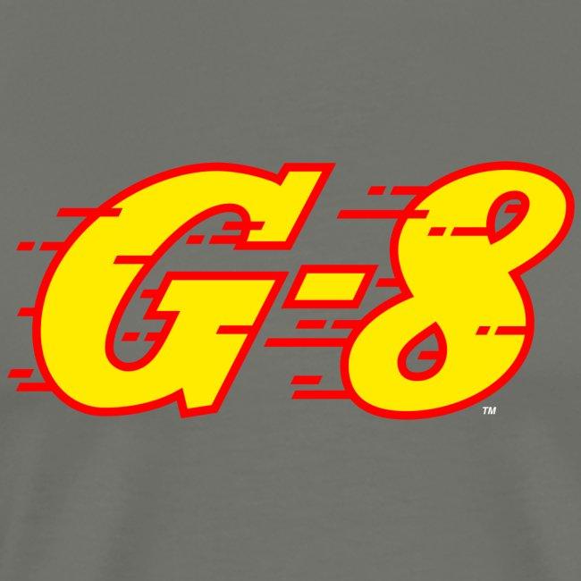 G 8 Logo Yellow