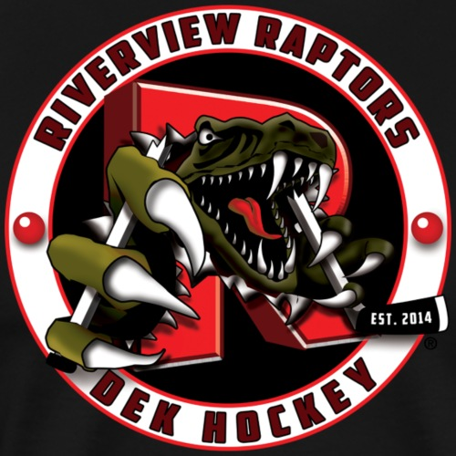 Riverview Raptors - Men's Premium T-Shirt