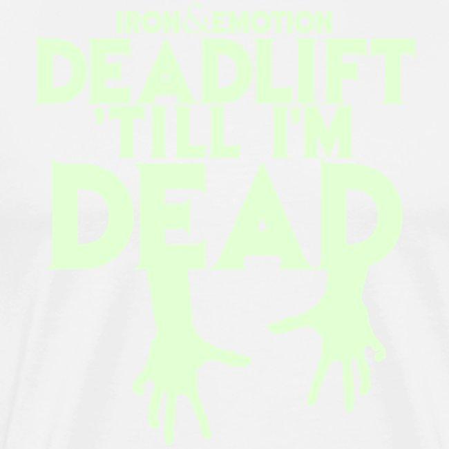 IRON&EMOTION DEADLIFT