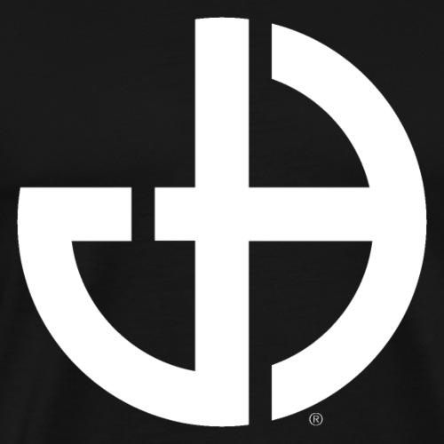 Jeff Hobrath Art Studio Brand Logo - Men's Premium T-Shirt