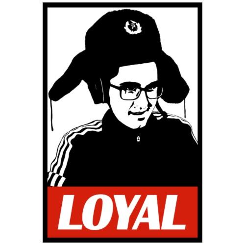 LOYAL LOGO - Men's Premium T-Shirt