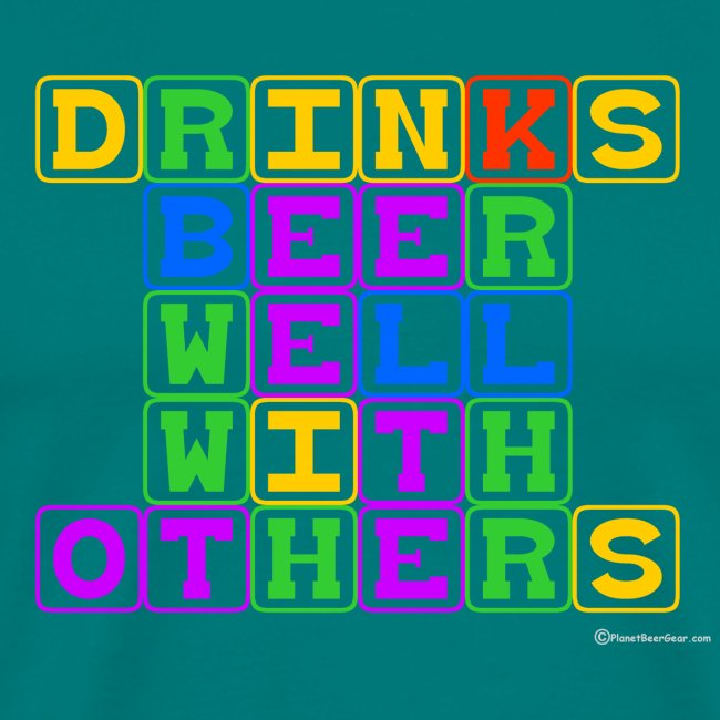 Drinks Beer Well